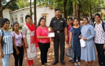 NSS UNIT OF CARMEL COLLEGE FOR WOMEN – QUARTERLY REPORT- 2018-19