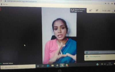 """ONLINE MEET ON """"THE COLOUR OF ADVERTISING"""""""