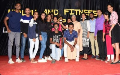 HEALTH AND FITNESS FAIR BY NSS UNIT