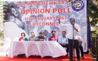 OPINION POLL – YOUTH RECONNECT