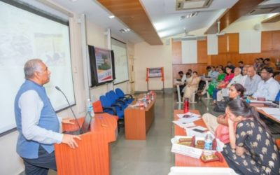 FACULTY UPDATES – DR. MANOJ BORKAR AS A PLENARY SPEAKER AT THE NATIONAL CONFERENCE