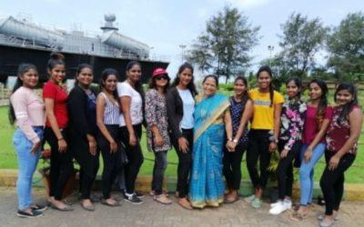 STUDY TRIP TO KARWAR 2019