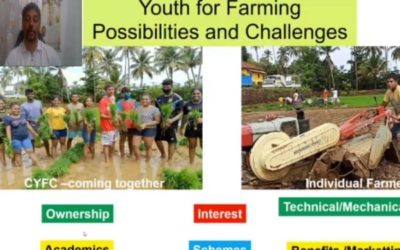 WEBINAR ON REVIVING AGRICULTURE IN GOA