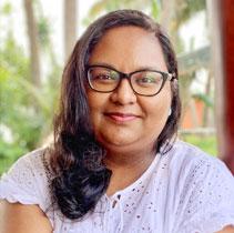Ms. Jolainne De Souza