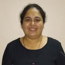 Ms. Lynette Da Silva Fortes