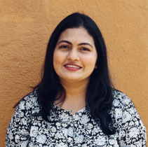 Ms. Priyanka Rodrigues