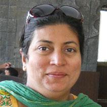 Mrs. Vinita Carmen Jacinta de Araujo QuadrosD'Sa