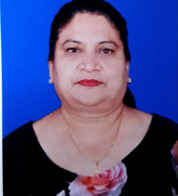 Ms. Celina Fernandes