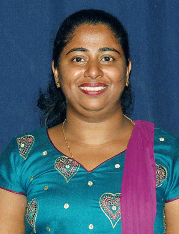 Ms. Nelia Fernandes