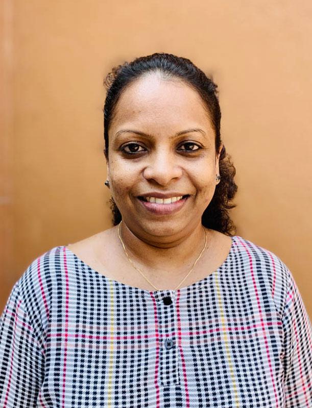 Ms. Michelle D'Costa