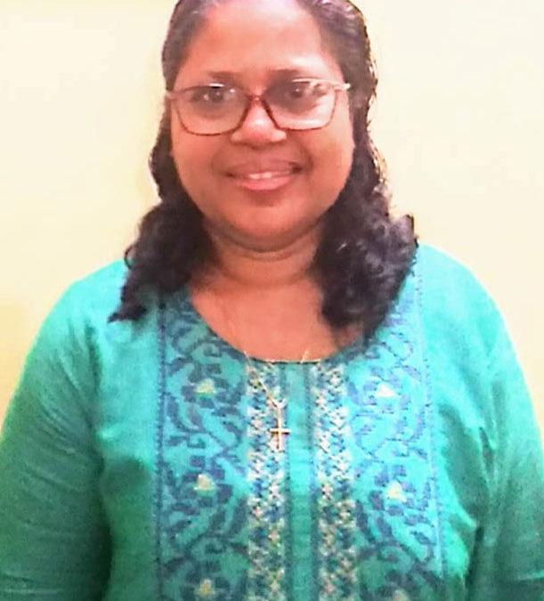 Ms. Leopoldina Elsie Gracy Afonso