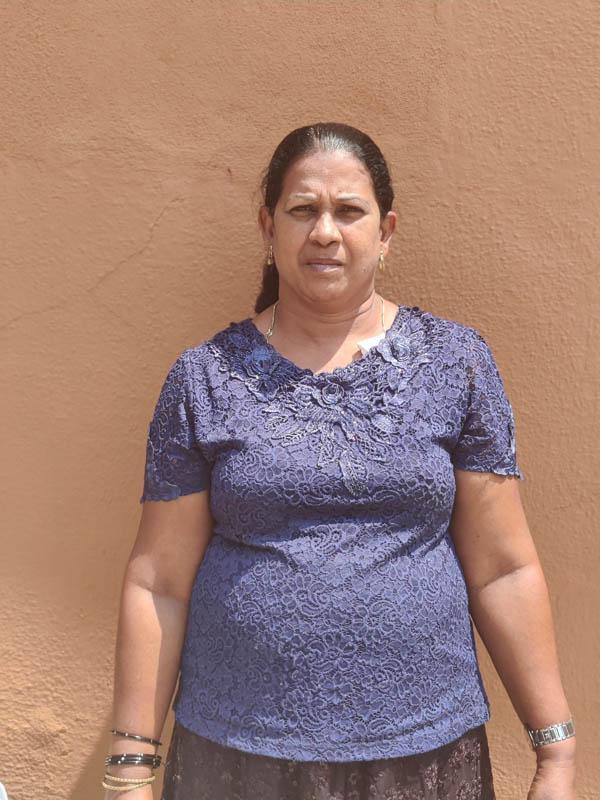 Ms. Adelina U. D'Costa