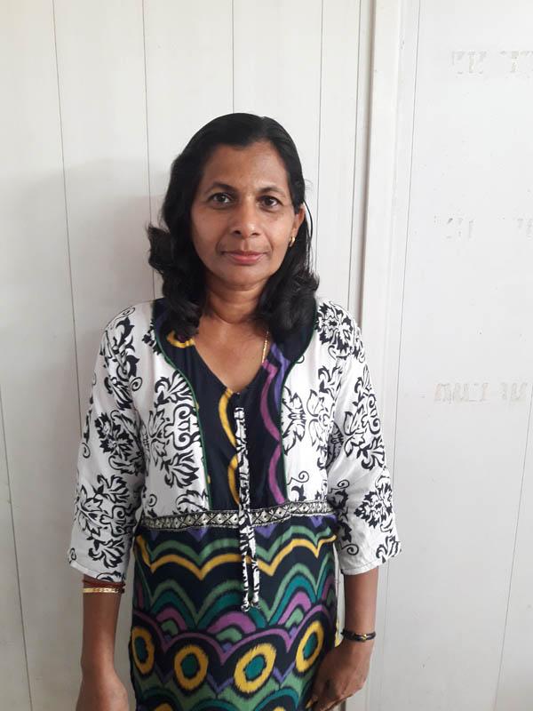 Mrs. Severina D'Souza