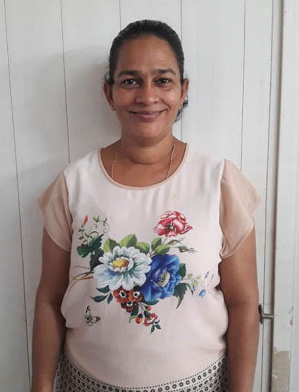 Ms. Lourdes Fernandes