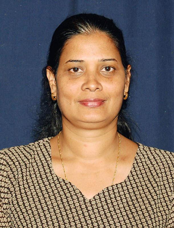 Ms. Angela Quadros