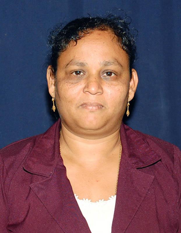 Mrs. Inacia Fernandes