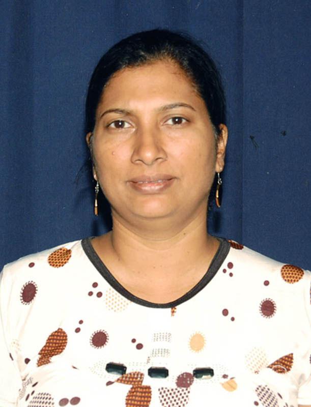 Ms. Agnela Rodrigues