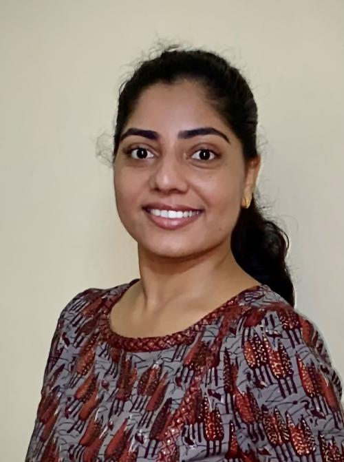 Ms. Ranisha Fernandes